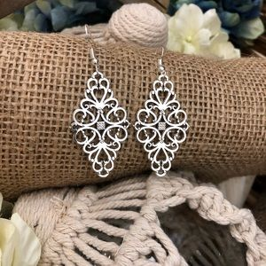 Jewelry - Moroccan Sterling Dangle
